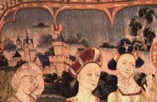 UFO Images in Medieval Paintings